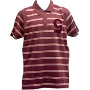 Head Honcho S/S Polo Shirt - Burgundy