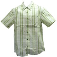 Franz S/S Shirt - Tree Green