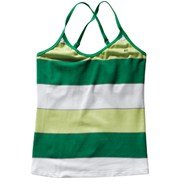 Tank Gal Knit Tank - Green