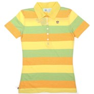 Truvy S/S Polo Shirt - Yellow