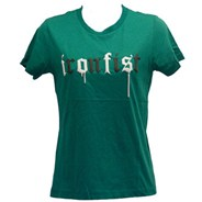 Gathadrool Girls S/S Tee - Kelly Green