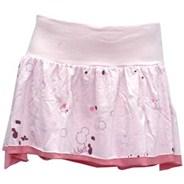 Rouche Mini Skirt