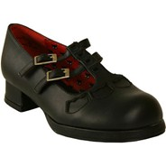 Cut Out Posse Mary Jane Shoe