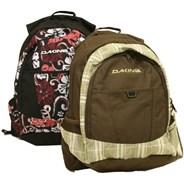 Factor Backpack - Brown/Fairway Plaid