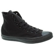 All Star Hi Black Mono Shoe M3310