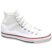 All Star Hi Optical White Shoe X7650