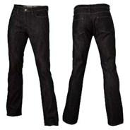 Leo Romero Black Jean