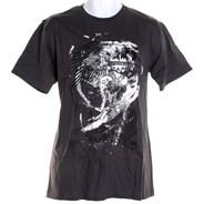 Yin Yang S/S T-Shirt - Charcoal