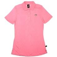 Wolfman S/S Polo Shirt - Pink