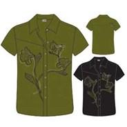 Miltro Girls S/S Shirt