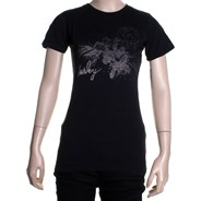 Say What Girls S/S Tee - Black