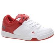 Little Rollo B Red/White Shoe