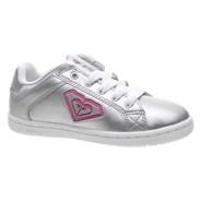 Little Jolly Silver Kids Shoe