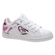 Little Jolly White Kids Shoe