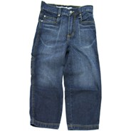 Aks C Light Used Indigo Youth Jeans