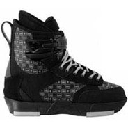 TV.1 Fashion Black Boot only Aggressive Inline Skate