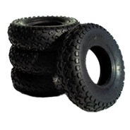 9 inch T2 Tyre Set