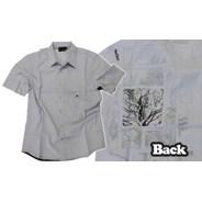 Treetop S/S Shirt - Purple