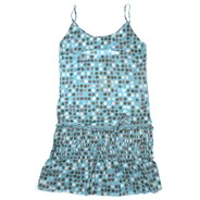 Sandy Porcelain Blue Dress