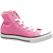 All Star Hi Pink Kids Shoe 3J234