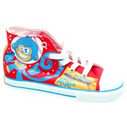 All Star Hi Monkey Toddler Shoe 7X206
