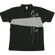 Cisco Black S/S Polo Shirt