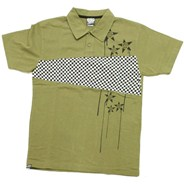 Cisco Army S/S Polo Shirt