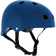 Essentials Metallic Blue Helmet