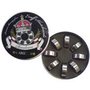 Revolvers ABEC 5 Bearings