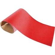 Plain Red Skateboard Griptape