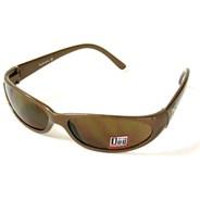 Mojo Bronze/Brown Sunglasses - 52107