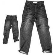 Premium Black Vintage Jeans