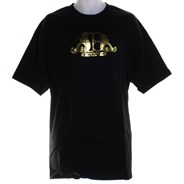 Minted S/S T-Shirt - Black