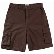 Cargo Brown Shorts
