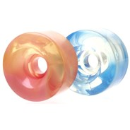 59mm Marble Quad Roller Skate Wheels