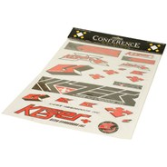 Conference Sticker Pack