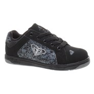 Little Jolly Baba Black Kids Shoe
