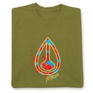 Rock, Tonic, Juice, Magic S/S T-Shirt - Fatigue Green