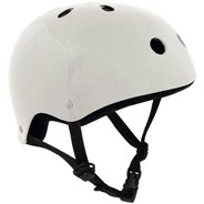 Essentials White Helmet