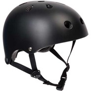 Essentials Black Matt Helmet