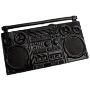 Boom Box Buckle - Black