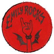 Emily Rocks Patch