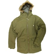 Harry Fur Parka Jacket