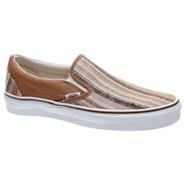 Classic Slip On Dachshund/Coffee Bean Mex Blanket Shoe 58632