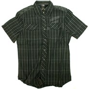 Graves End Woven S/S Shirt