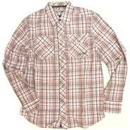 Gridlock Western Woven L/S Shirt