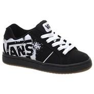 Widow Black/White Packed Kids Shoe