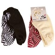 Drop Top Ped Socks