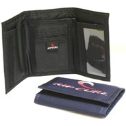 Glass Of Tri-Fold Wallet