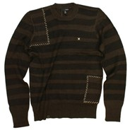 Camden Brown Sweater